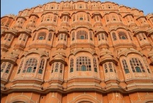 Jaipur, Rajasthan / Jaipur, is the capital and largest city of the Indian state of Rajasthan. It was founded on 18 November 1727 by Maharaja Sawai Jai Singh II, the ruler of Amber, after whom the city has been named. The observatory, Jantar Mantar, is one of the World Heritage Sites. Included on the Golden Triangle tourist circuit, along with Delhi and Agra, Jaipur is an extremely popular tourist destination in Rajasthan and India.