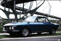 lancia fulvia coupe /  lancia fulvia coupe 1231 cc
