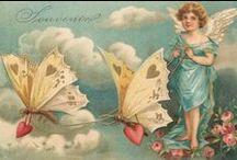CARTES POSTALES / vintage postcard
