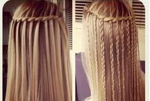 DIY HAIR BRAID,STYLE, ETC.