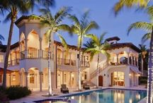 Dream houses / Bed rooms, kitchen, bath&houses
