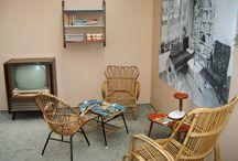 Vintage & Retro / Jaren '50 en '60 objecten of sfeerbeelden