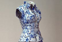 Arty dress / Arty dresses, designs and other unusual pieces of clothing / by Lesley Hill