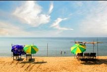 Beaches & Breaks / Craving respite from the summer heat?