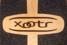 XOOTR Ultra Cruz / #TreHjulSykkel