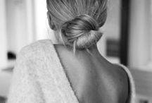 •Hair || •