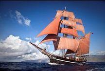 Scotland Sailing vessels / Sailing Vessels in Scotland