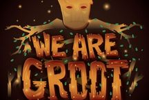 "Guardians of the Galaxy / ""We are Groot"""