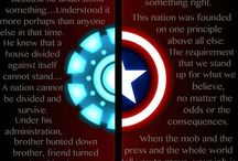 CIVIL WAR / Iron Man VS Captain America Tony Star VS Steve Rogers Whose side are you on?