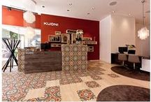 Kuoni - Flagship Store Lugano / In Lugano we created a unique style within the Kuoni design language by including oriental accents which was exceptional.