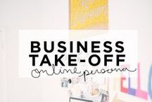 Small Biz Resources / Great resources and readers for small business owners, freelancers and creative entrepreneurs. Who needs a business degree these days? / by Callie Gisler
