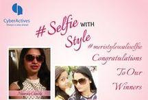 Selfie Contest / Meri Style wali selfie
