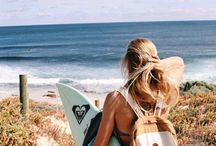 Surfing chic / Anything related to surfing