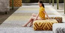 Product - Desso&Ex collection / Meet our Desso&Ex collection. This carpet collection reflects the shared values between Desso & Odette Ex and their passion for creativity and high quality design. More info on the collection: http://bit.ly/1jRo9qs