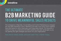 B2B Marketing / Tips on how to market & brand B2B businesses