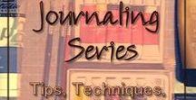 * Art Techniques & Tuts / Art tutorials, tips, art techniques, paint, painting, resources, equipment, tutorials, art tips for journaling, creative journals, art journals and art work.