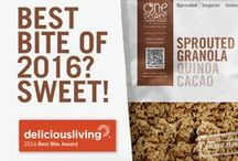 One Degree Organics Sprouted Granolas