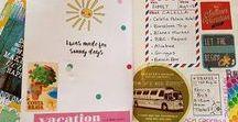 * Travel Journals/Printables / Travel journals, printables, inspiration and photos to print. Ephemera, air mail, snail mail, travel journals, travelogues, flip through's