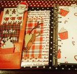 Christmas Planner / Christmas planner Printables and goodies. Planners, crafts, charms, stickers.