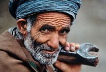 Photographers.McCurry / No one like Steve is able to look through eyes and catch their soul. The best one!7