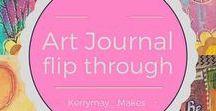 * Art Videos / Art Videos, tutorials, flip throughs, art inspiration, techniques, hauls, how to's and D.I.Y art