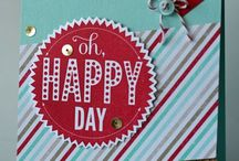 Stampin' Up! - Card making ideas / by Marni Barnett
