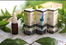 Aromaterapia / Aceites esenciales