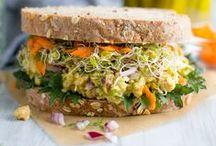 Recetas veganas *saladas