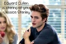 Edward Cullen starring at you! / PLEASE LIKE THIS PAGE https://www.facebook.com/cloeclo12