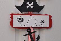 Thème des pirates