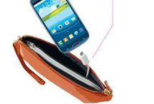 Phone Charging Purse / Mighty Purse features a hidden lightweight built-in battery that can recharge your smartphone. So you will never be powerless again!