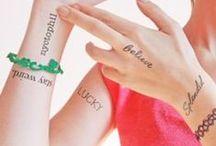 Inspirational / Inspirational tattoos