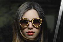 Leopard Wood Sunglasses / Pardus - Leopard Wood Sunglasses Model from Rota Dentata Wooden Eyewear Collection. Inspired By Leonardo Da Vinci