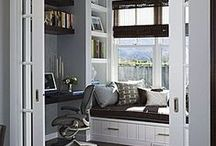 Home Office designs / making a home office