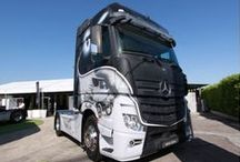 Real Trucks, God i Love my Job / Since 5 Years i´m working as a Truck Driver in Germany. It´s not perfect every Day but i love my Job. Here is a little Gallery of Awesome Trucks. Have fun with it Guys :D