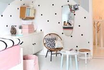 ♥ Little rooms ♥ / Déco chambre enfant - Inspiring playrooms, & bedrooms