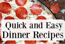 Dinner Recipes /  family-friendly recipes.