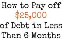 Getting out of debt / Tips,tricks,and stories about getting out of debt.