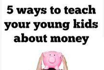 Teaching Kids about Money / Teaching kids about money Tips tricks and advice on teaching kids about money