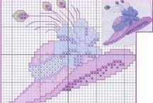 Cross stitch - accessories