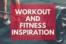 Workout and Fitness Inspiration