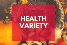 Health Variety / Health Variety is here to bring you the best of the best for all things health and wellness related!