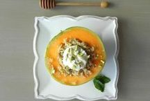 Recipes / Recipes to inspire fresh, seasonal food enjoyment / by California Cantaloupes