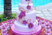 Jemima Wedding Cakes n  Ideas / Fantabulous wedding cakes and decorations. .  And other fetey things