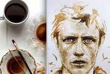 Art & Coffee / Coffee and Art in different forms