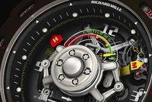 Luxury Men's Timepieces / Luxury Men's Watches, Prestigious Refined Timekeeping