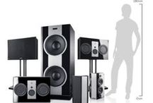 Home Entertainment Systems / The best in home entertainment systems.