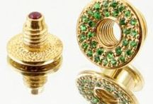 Precious Buttons and Cufflinks / Precious buttons and cufflinks