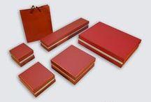 Astucci / astucci personalizzati per gioiellerie
