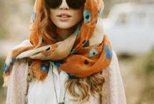 the art of the scarf / How do you wear your scarf?